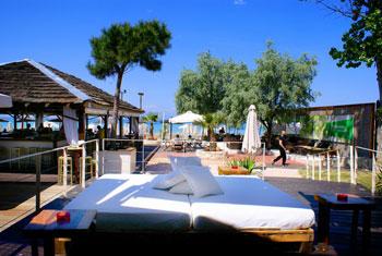 """Beach Bar """"ANEMOS"""""""