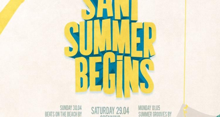 Sani Summer Begins - 29/04/2017