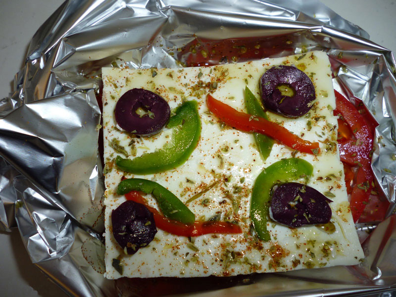 Easy Camping Meals With Tin Foil